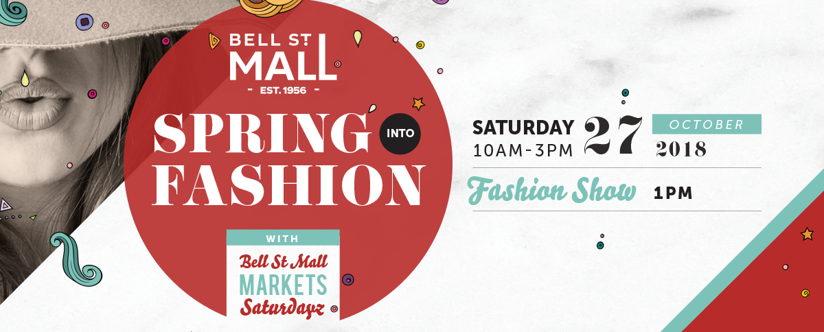 Bell St Mall Spring Fashion Show