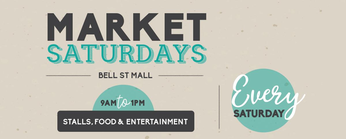 Bell St Mall Markets