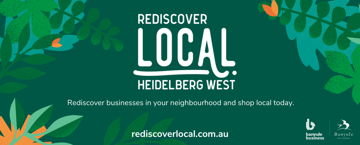 Rediscover Local Heidelberg West