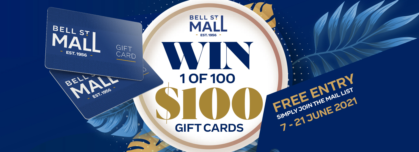 Bell St Mall Gift Card Giveaway