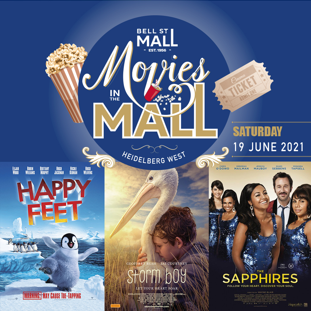 Bell St Mall Movies at the Mall